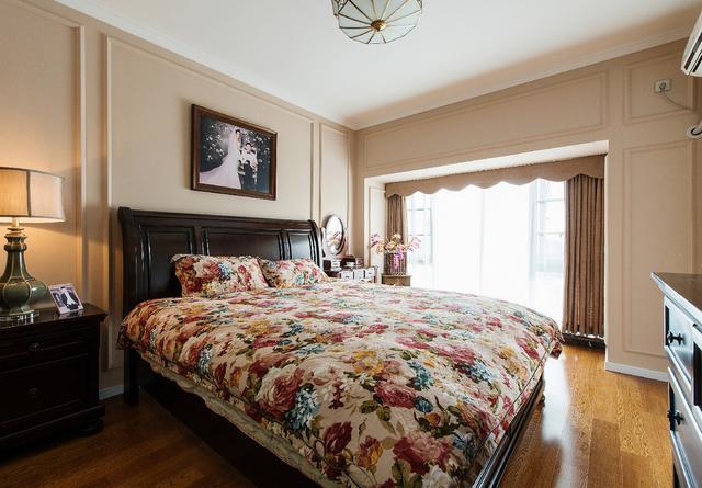 婆婆不顾反对买了全屋实木家具,没想到家具进场一布置好这么漂亮