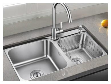 厨房水槽12个选择方案,建议看懂再装