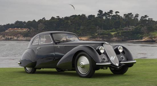 阿尔法·罗密欧8C(1937年)