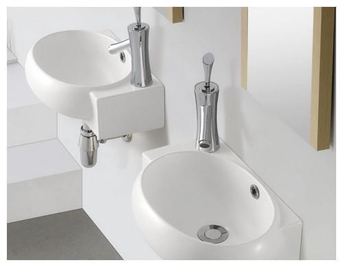 卫浴面盆安装细节  卫浴面盆高度是多少