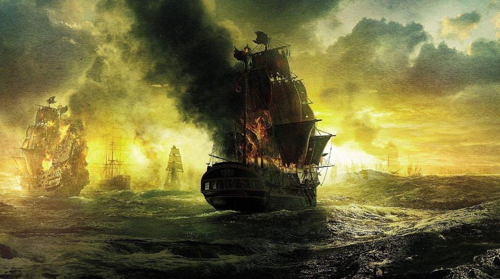 换下德普让制作方省了6亿!离开杰克船长的黑珍珠号还能否远航?