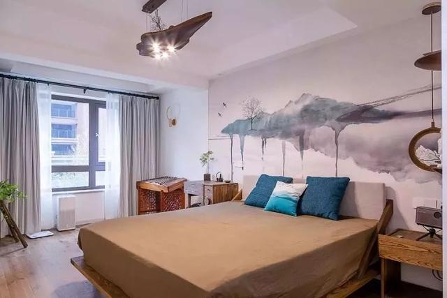 床头背景墙这样设计,卧室颜值瞬间提高100倍!