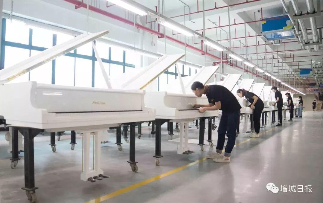 增城又一重点项目基本建成,未来将打造成全国乃至国际闻名的乐器产业园!