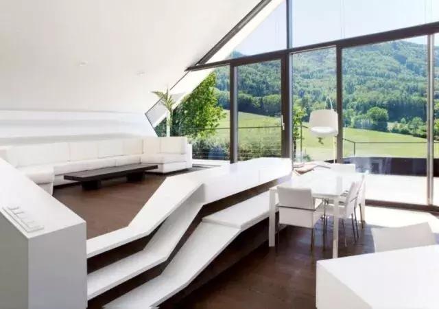 看看老外不一样的家居装修设计!住宅特辑no.1