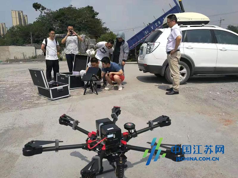 江苏空管分局联合多部门开展航空无线电安全隐患排查整治工作