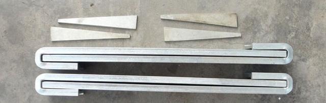 新型可调配筋件及方柱紧固件的技术特点
