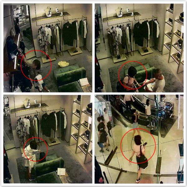徐汇警方破获名贵箱包盗窃案:女子假试衣真偷包 费尽心机终被拘