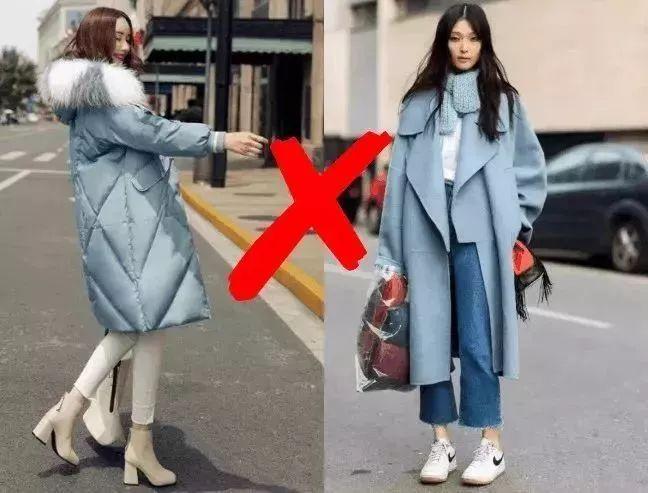 """不管是大衣还是羽绒服, 尽量别挑这3个""""颜色"""", 不耐看也不耐穿!"""