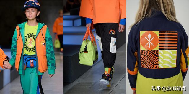 安踏儿童首次受邀参加纽约时装周,秀出中国童装品牌国际范儿