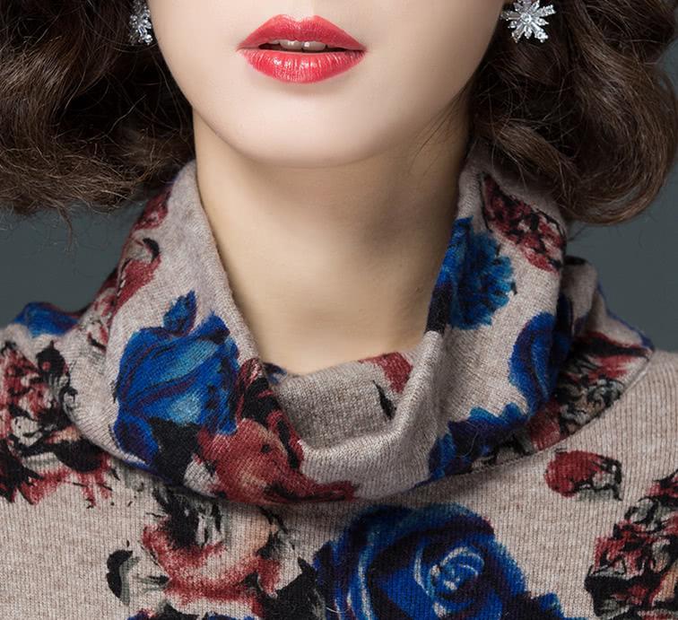 阔太太们的眼睛都亮了,杭州新出了一款羊绒衫,减龄又高贵