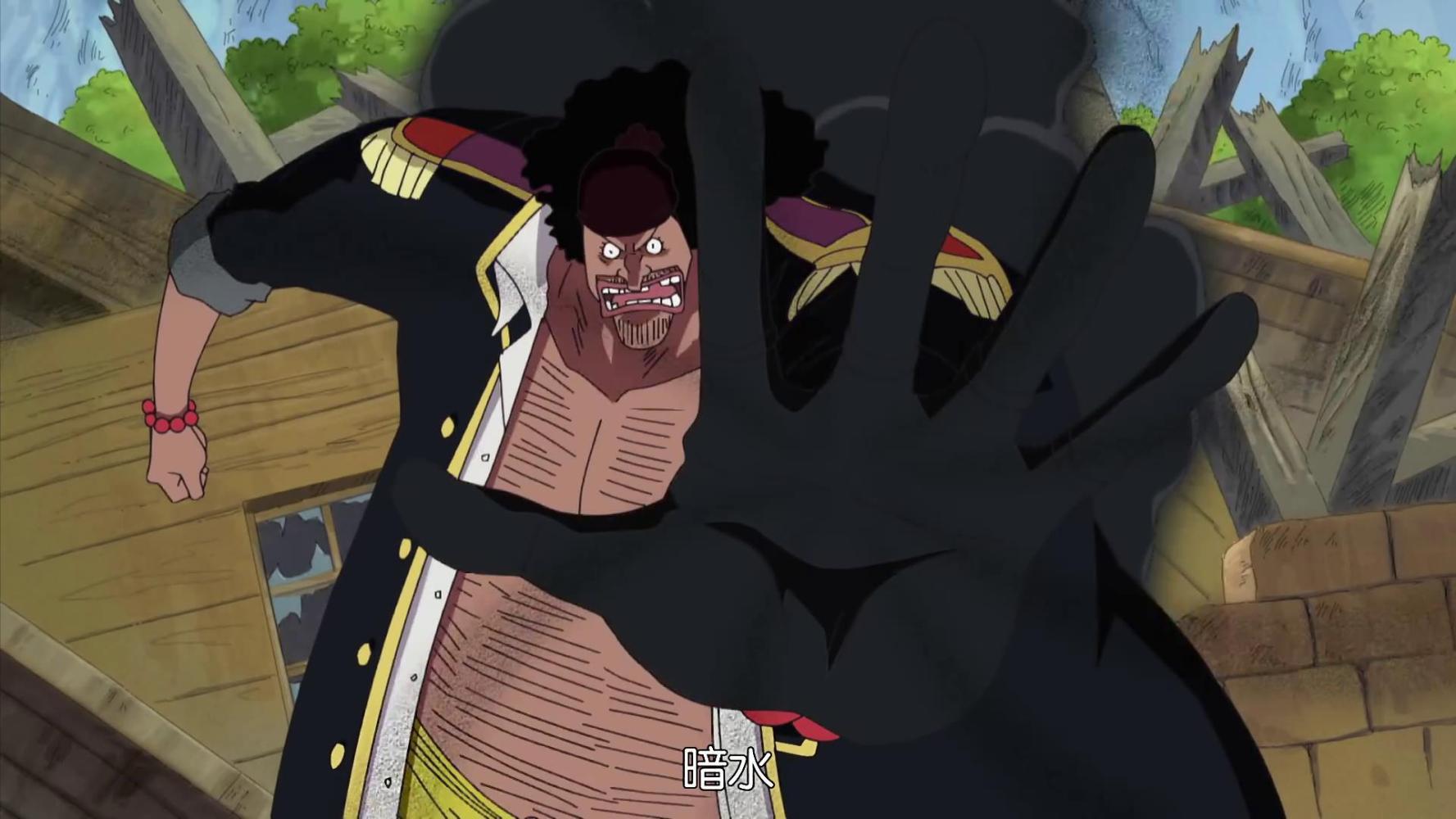 海贼王唯一一颗能力者死后不会再出现的果实,食用者是古董级别了