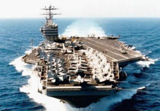 中国用钢筋水泥造航母被笑话?如今美国终于明白其中道理了!