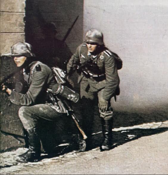 曾称霸欧陆的德国陆军,为何最后用上了水泥手雷核土造步枪?