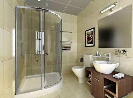 卫生间万万不要装玻璃淋浴房,有钱人都用它代替,懊悔知道晚了