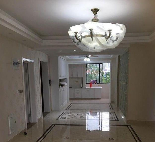 128平新房,装修硬装花18万,家具花6万,却被朋友说像城乡结合部