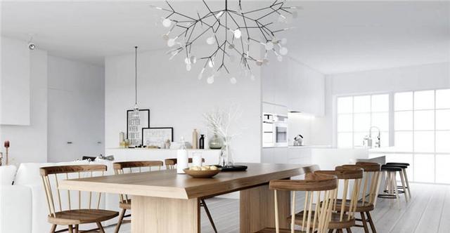 灯具能突出家装风格?这些要点需要知道