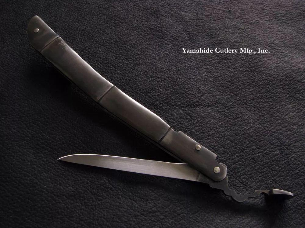 日本静寂之美,名匠中山英俊刀具赏析