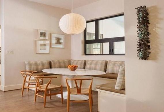 新房家里别买整套餐桌椅了,如今更流行这种设计,既实用又美观