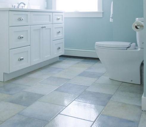 厨房,卫生间贴瓷砖,教你几个验收方法,不合格万万别给钱