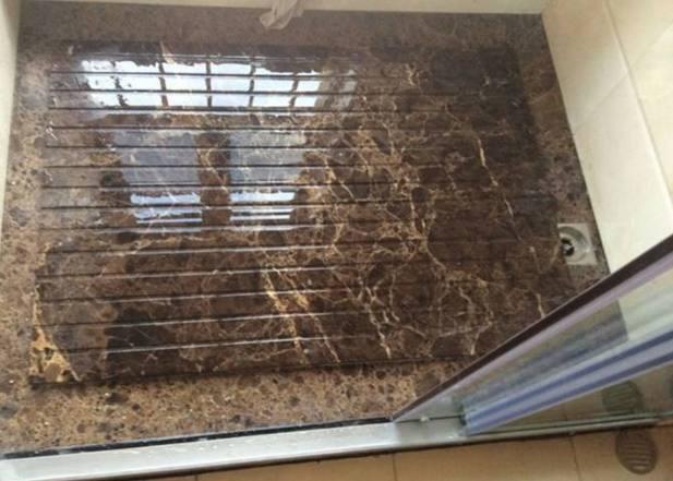 卫生间地面不要再铺瓷砖了