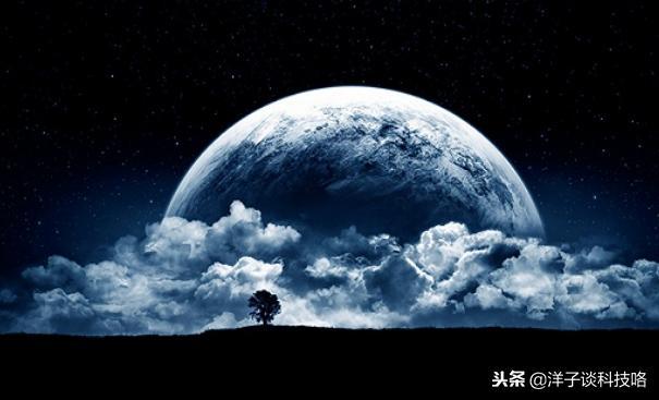 """中国有一个大发现:月球将变""""第二个迪拜"""",含有100多种资源"""