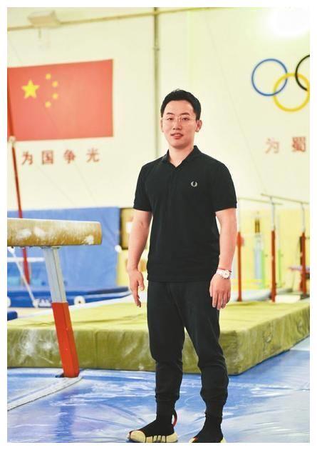 """奥运""""五金王""""邹凯:退役不改""""体操人""""初心"""