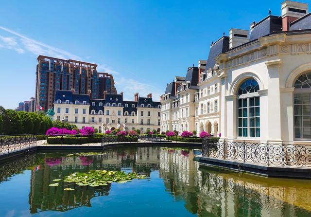 成都新晋网红打卡地:建筑风格仿照法国,石材也是漂洋过海运来的