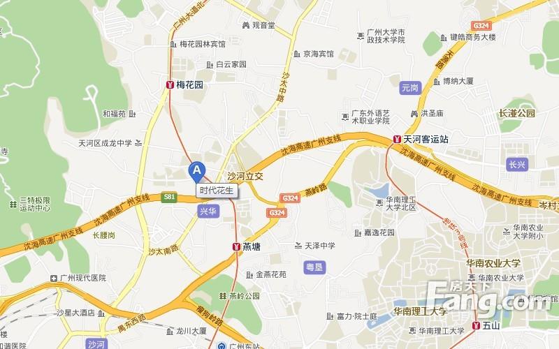 时代花生 PK 保利林海山庄谁是广州最热门小区