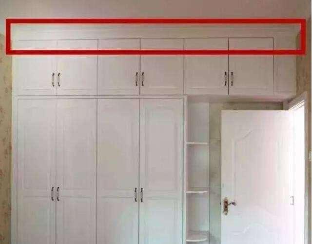 老木工都这样装衣柜,太聪明了,用几十年没问题!