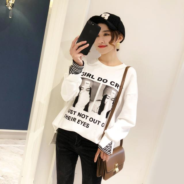 时尚易搭配的休闲范T恤,是衣柜里实穿率很高的款哦!