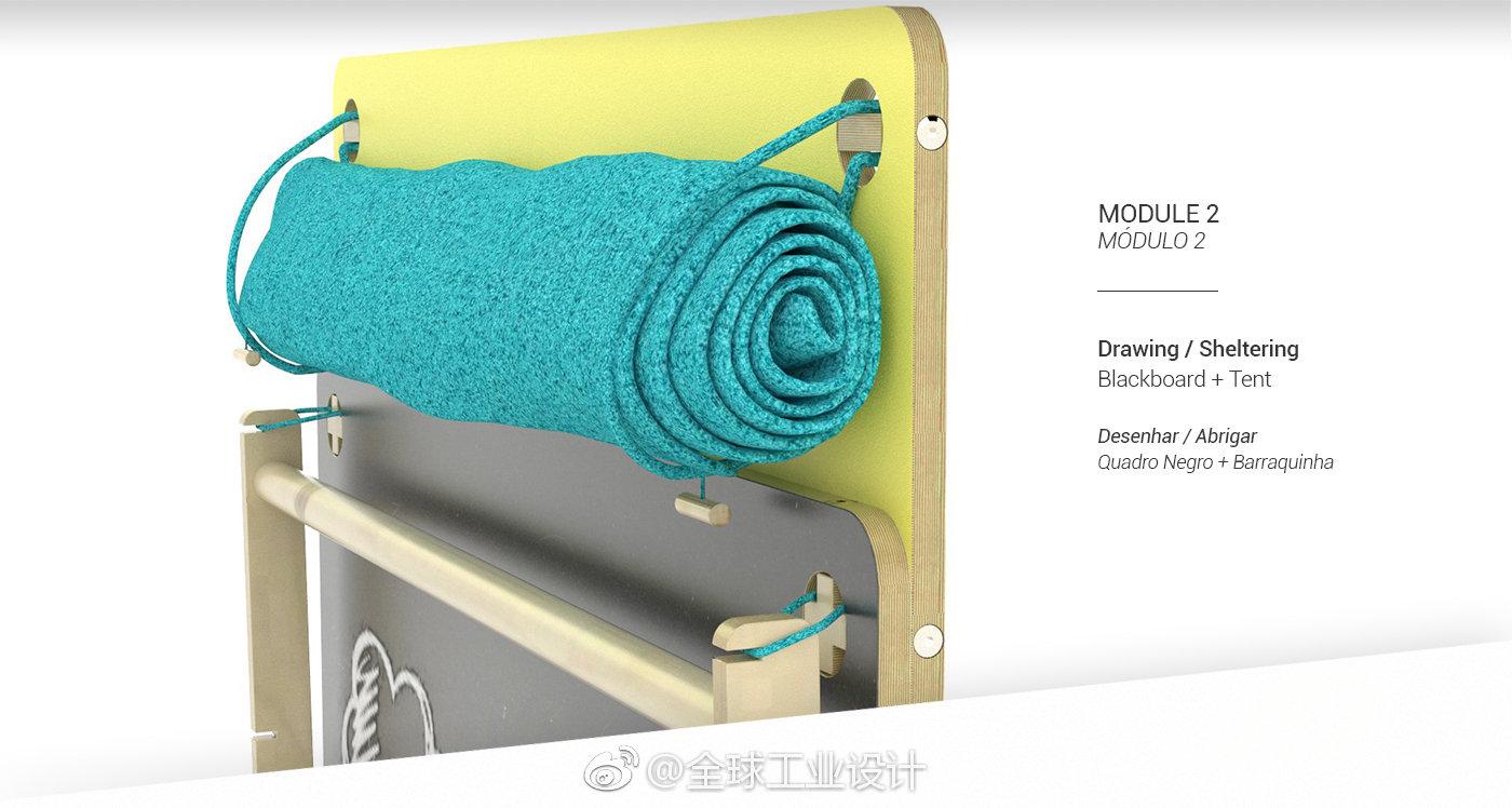 家具采用彩色层压板涂层胶合板制成