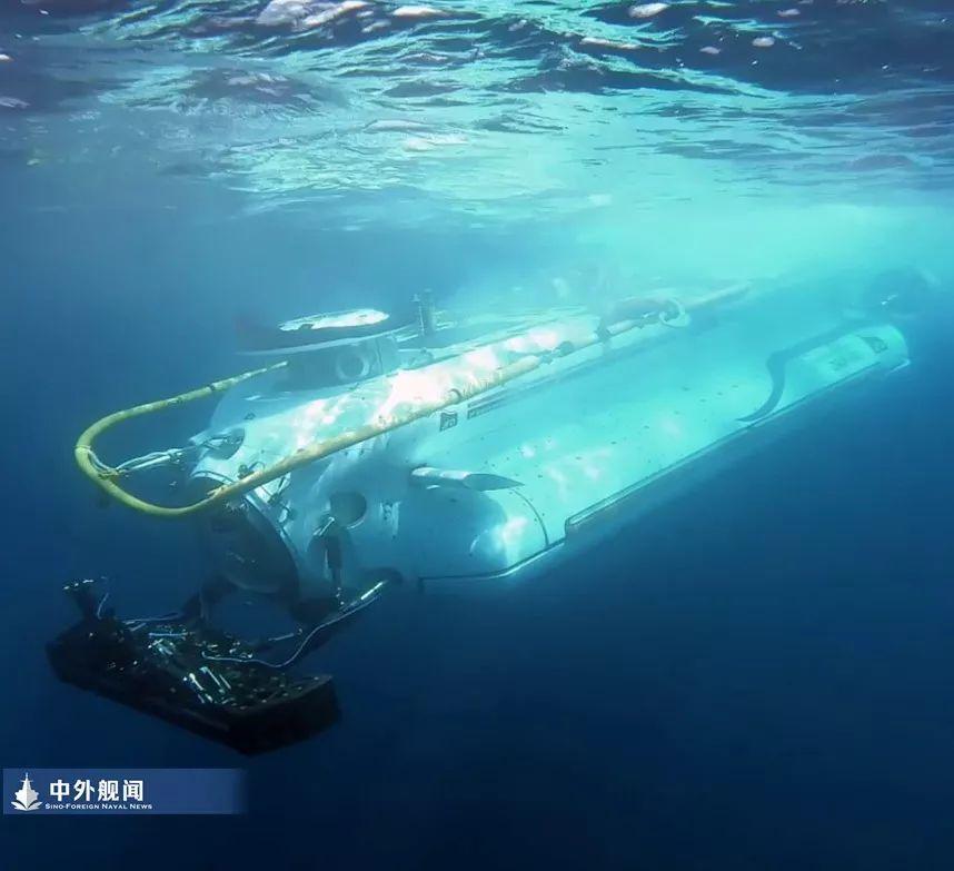 中国斥资数百万英镑向英国订购深潜救援设备