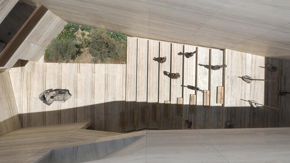 墨西哥 Guadalajara 石材博物馆 / Esrawe Studio