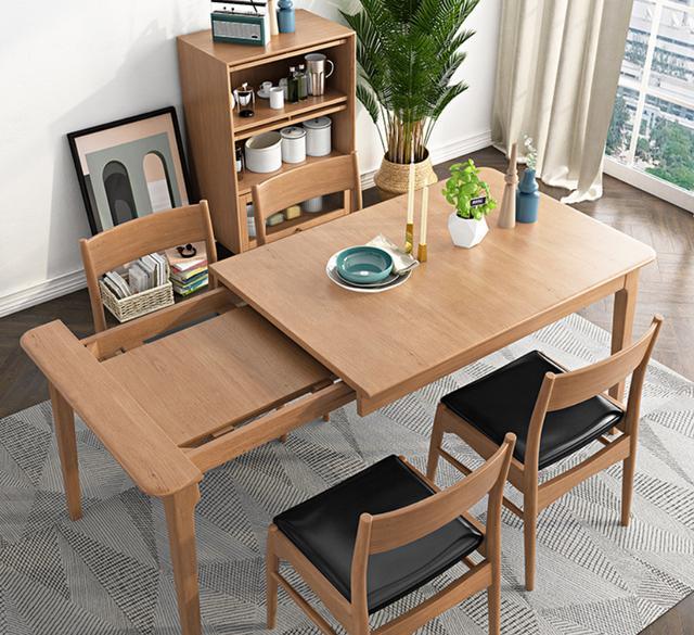 餐桌椅怎么挑选?注意这5个细节,再也不怕被商家忽悠