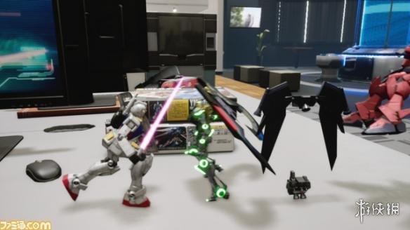 《新高达破坏者》最新情报公开 击落零件可当场更换!