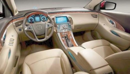 最高大上6款汽车内饰,高调华美有内涵,你更喜欢哪个?