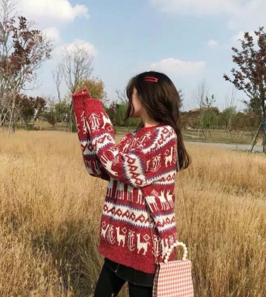 冬天穿毛衣如何对味,让针织毛衣带你好穿到不行