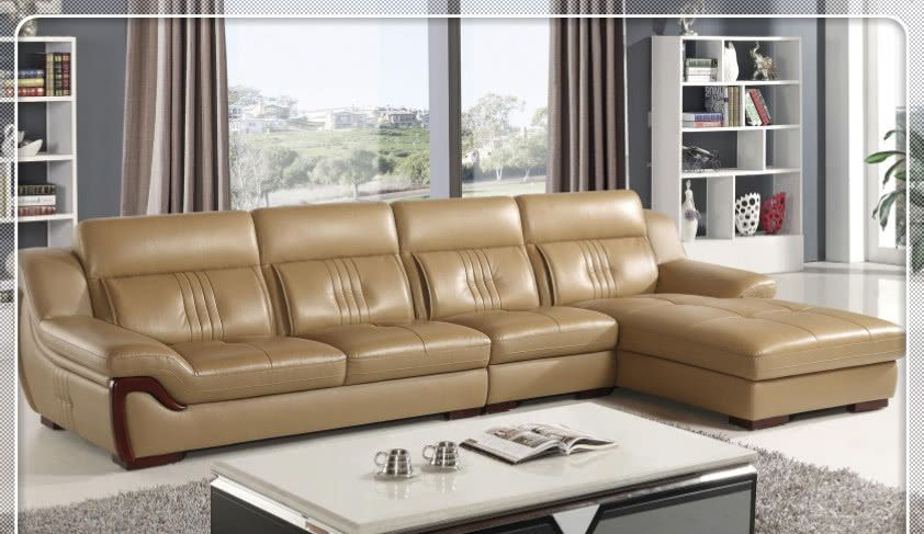 如何辨别沙发是真皮的还是人造革皮的,看完之后涨知识了