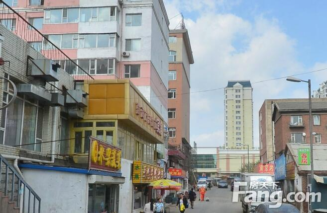 省食品公司大院 PK 印染厂宿舍谁是朝阳最热门小区