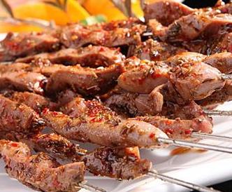 吃烧烤时,多点这几种食物,老板一般是不敢上假肉!!