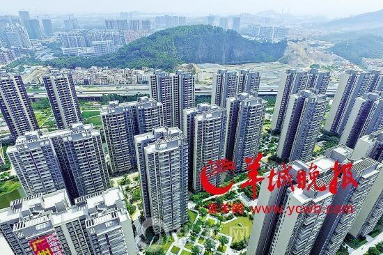 """广州二手住宅市场""""活""""了,单周网签量破千套大关"""