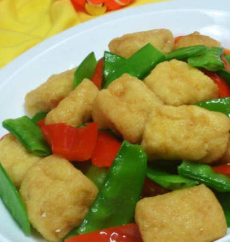 油豆腐如此做太好吃,开胃下饭,做法简单,比吃红烧肉还香