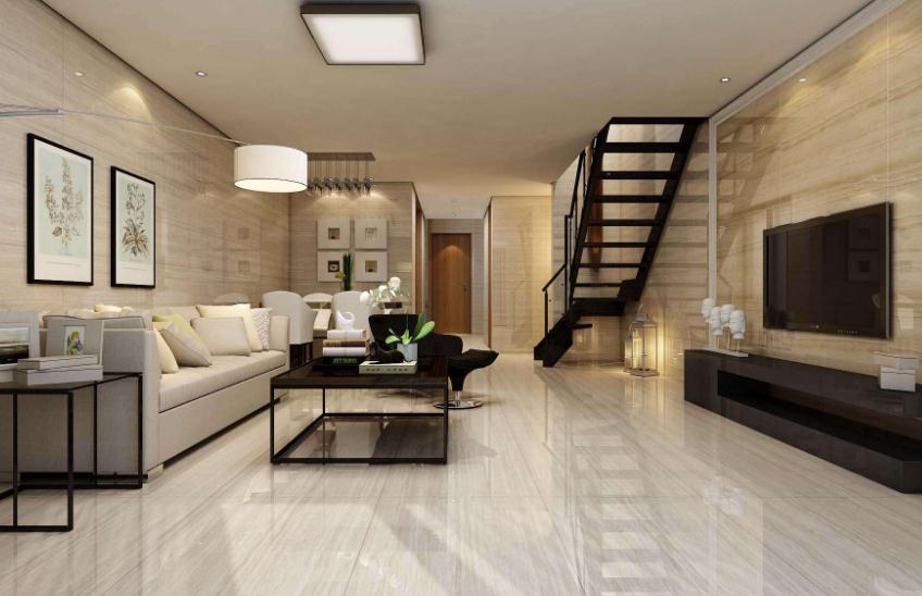 新房装修,卫生间和厨房记得要贴瓷砖,入住后发现太实用