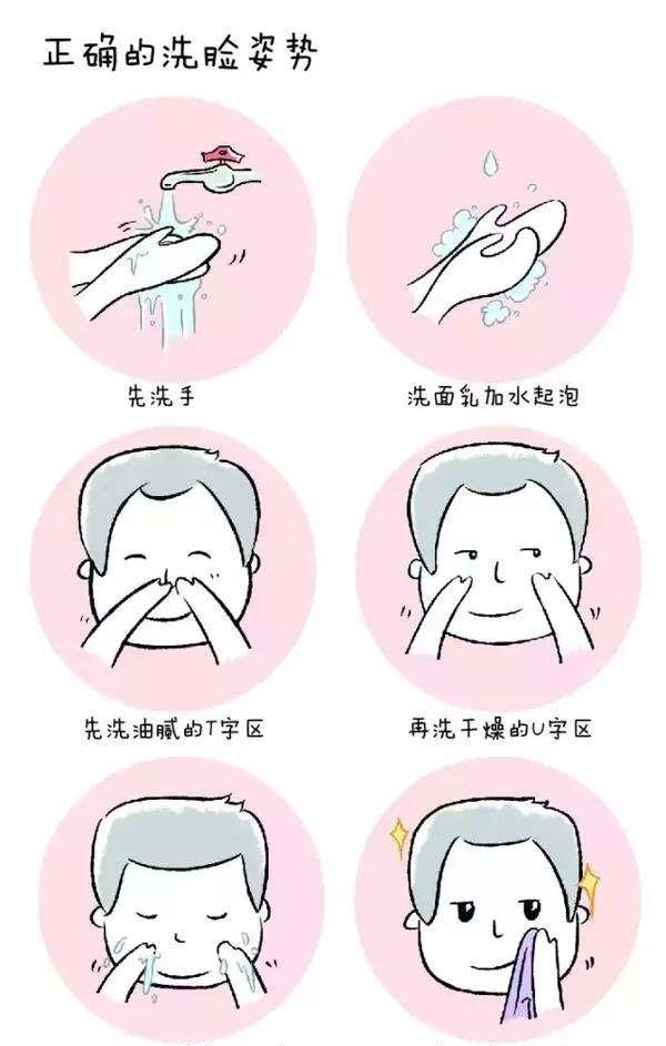 使用洗面奶洗完脸后有紧绷感代表清洁彻底吗?其实并不然!