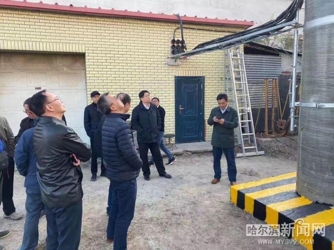 """全国城市杆塔标准""""瞄准""""哈尔滨,新材料替代钢铁更节能"""