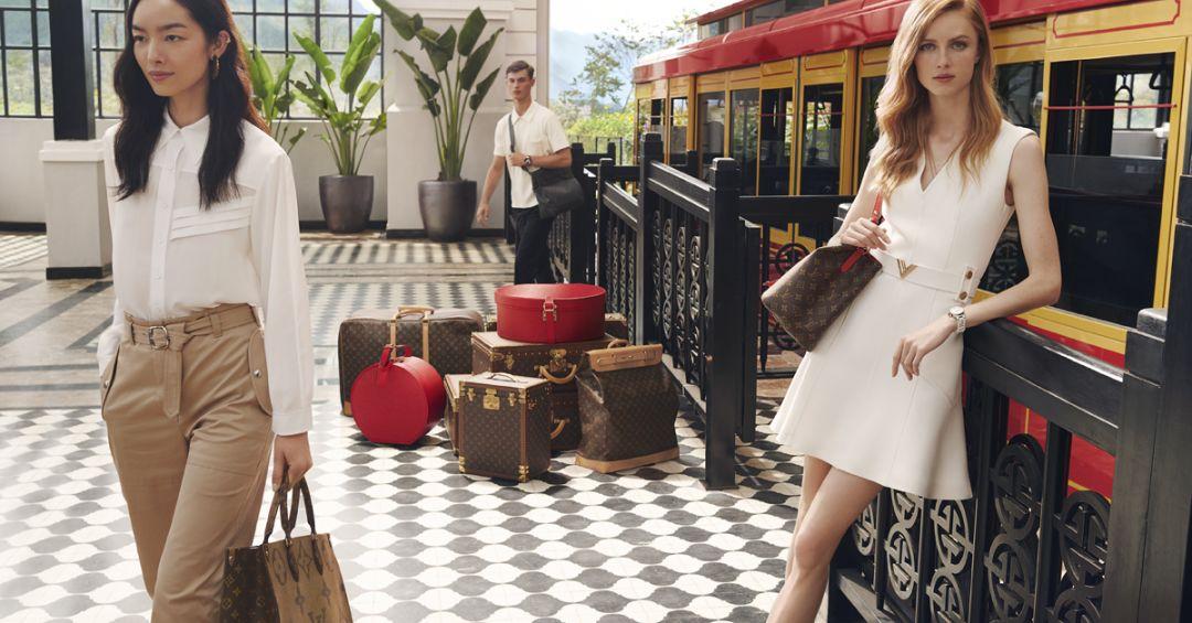 路易威登旅行箱包|发掘无限旅途乐趣