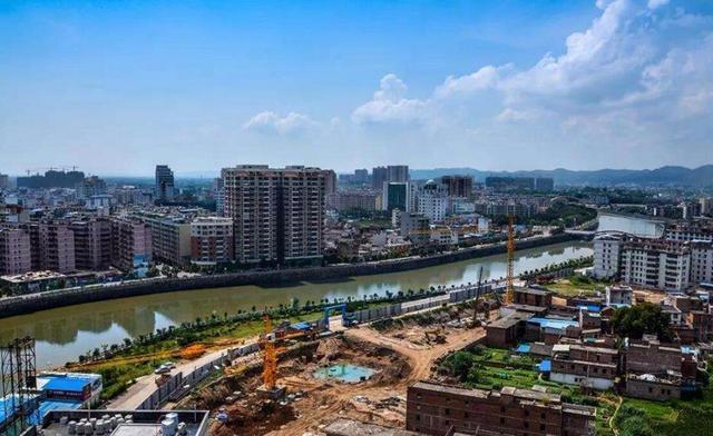 """广东最""""没存在感""""城市,被称为石材王国,如今依然还是五线城市"""