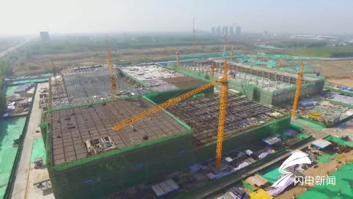 督察评议|山东有研半导体项目主厂房施工中 预计年底主体封顶