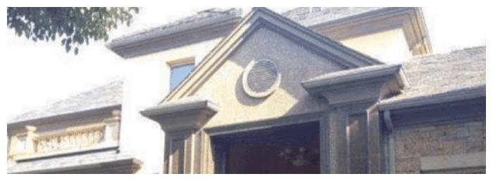 导演张艺谋江苏豪宅曝光,房子全是石材堆砌,光装修就达到8位数