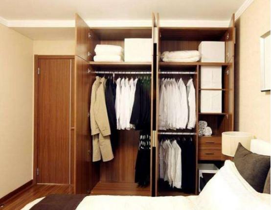 衣柜衣服太多怎么办?聪明主妇这样整理,衣服买再多也不用愁